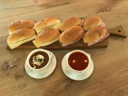 Soep & broodjeslunch 2