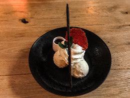 Trabant buffet uitgebreid met dessert