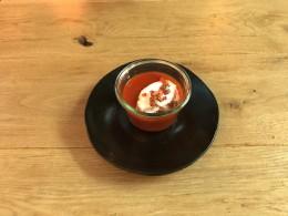 Plateservice keuzemenu uitgebreid met soep