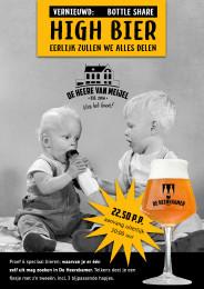 Trabant toertocht en High Bier Bottle Share