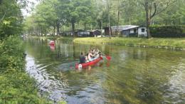 Trabant toertocht en kanovaren